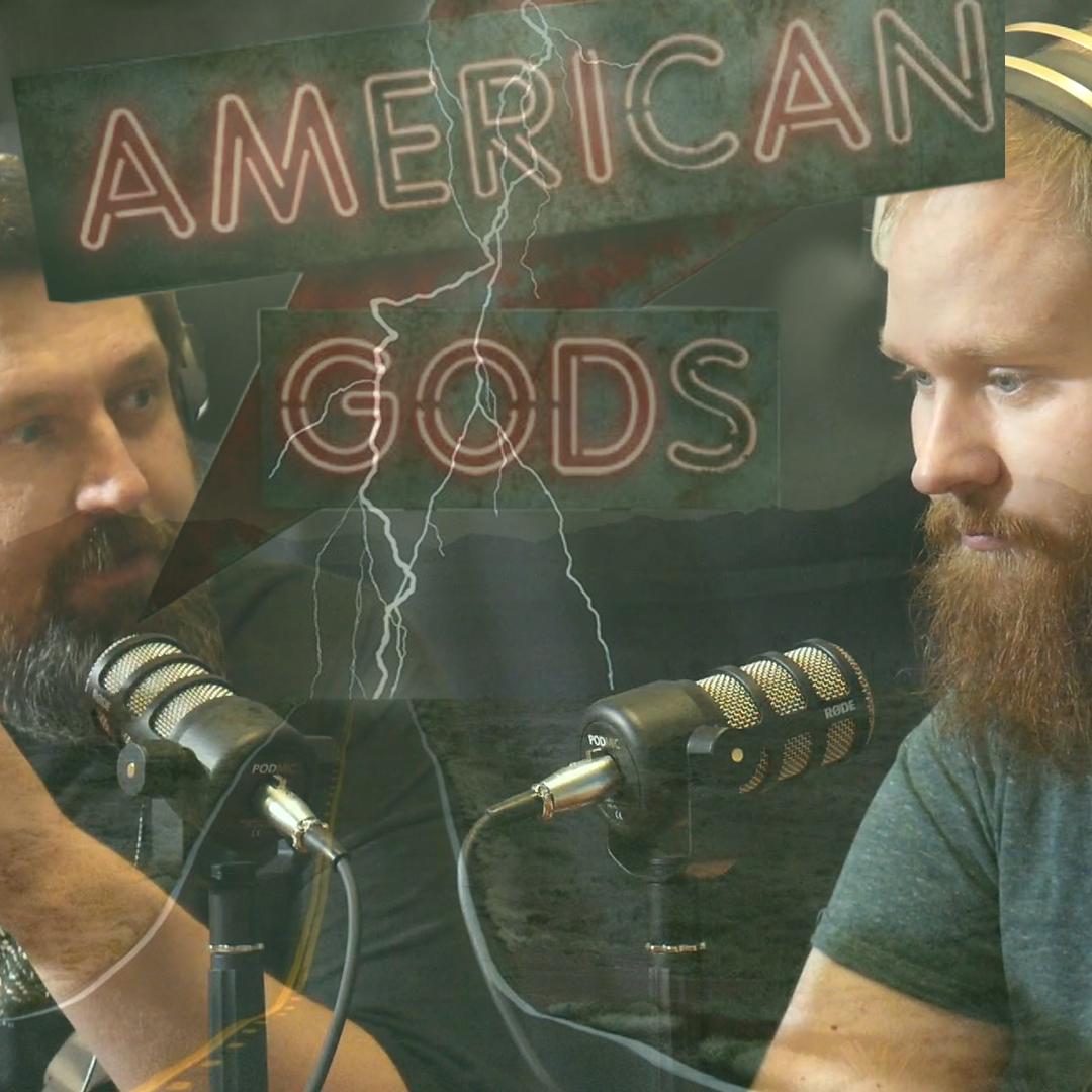 Óður Íri og aðrar andhetjur [American Gods S02]