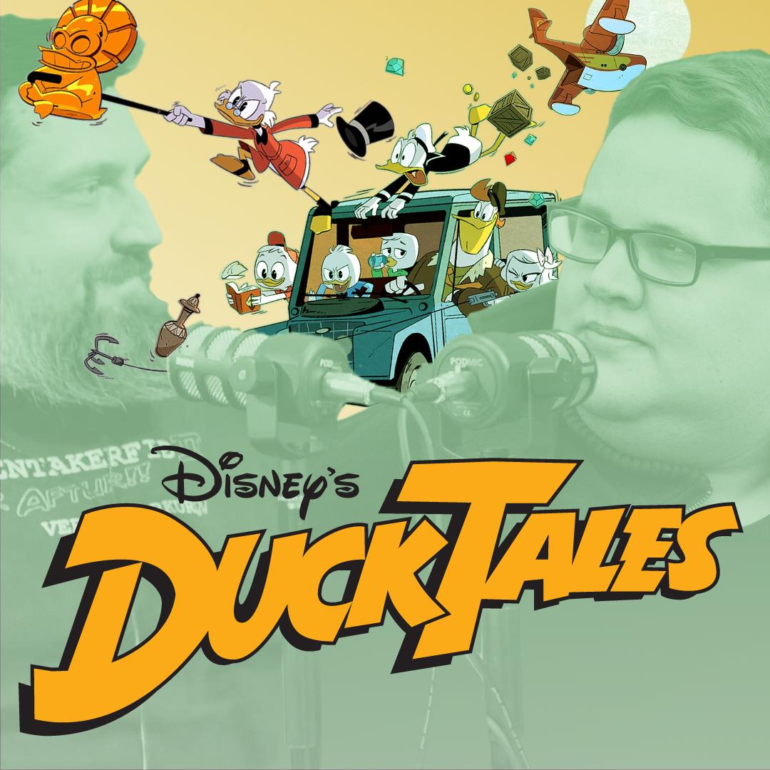 Endur fyrir löngu [DuckTales 2017 S01-S02]