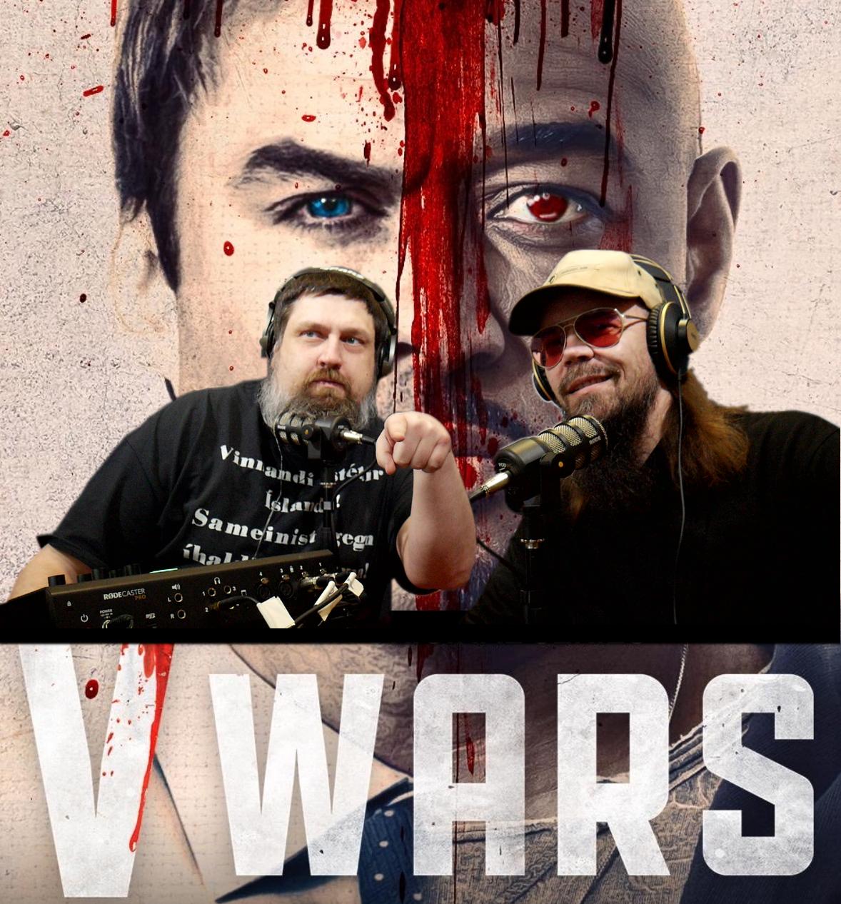 V-Stríðin [V-Wars S01]